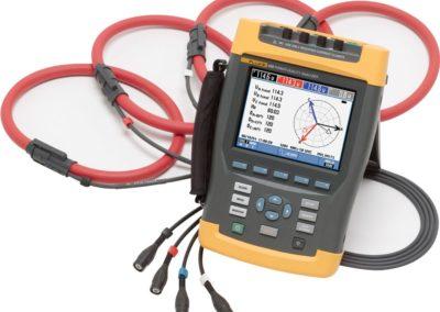 Promozione Fluke Power Quality Analyzer 43x serie II